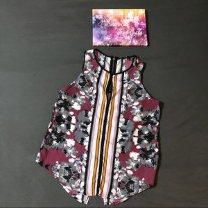 Mossimo Floral Top